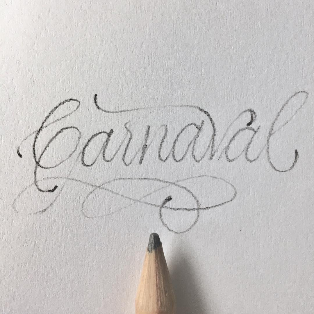 An Easy Way To Learn How Draw Fonts By Hand