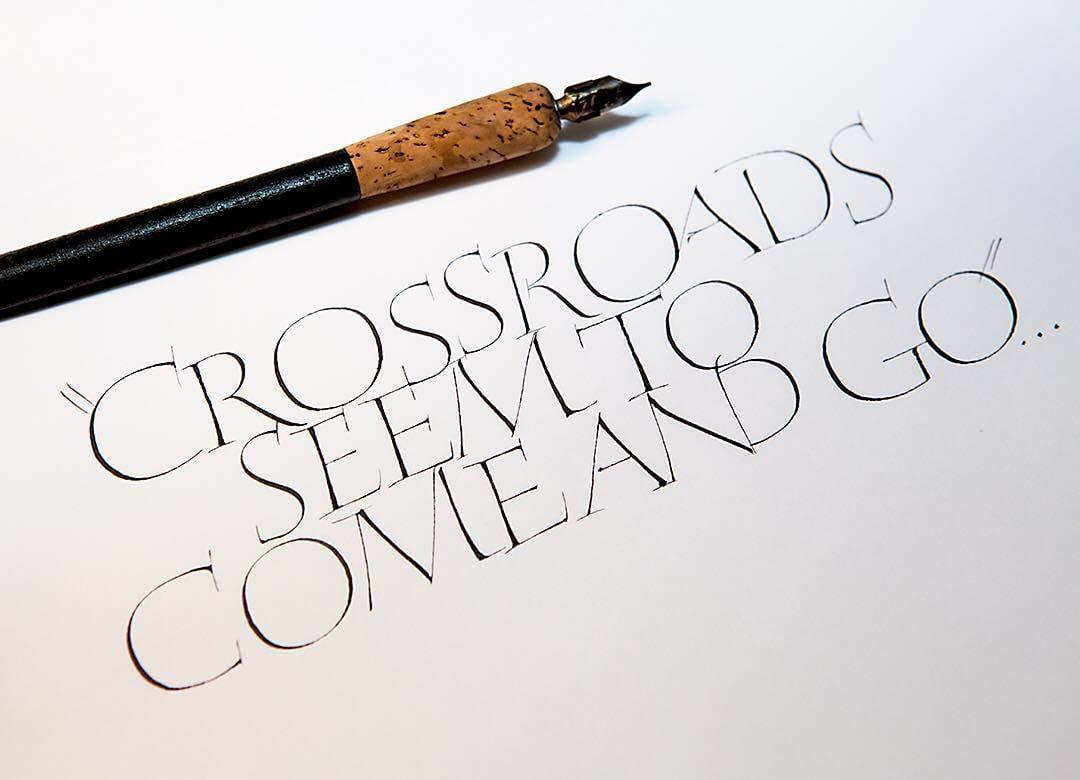 Calligraphy styles