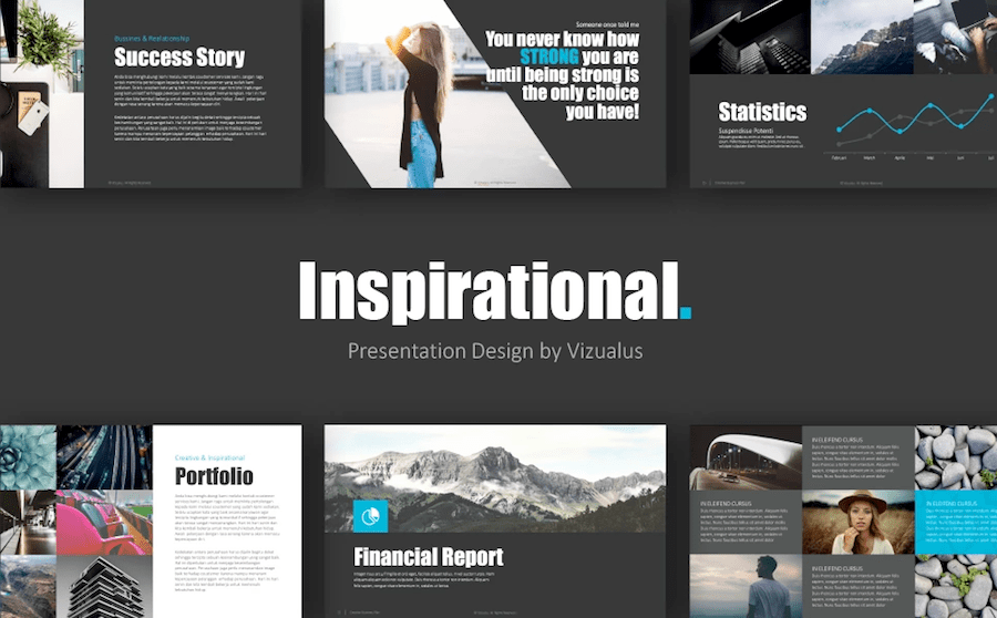 100 professional business presentation templates to use in 2018 professional powerpoint templates toneelgroepblik Gallery