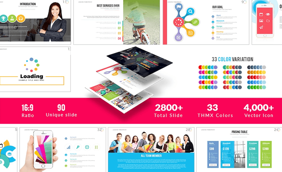 Professional powerpoint templates to use in 2018 professional powerpoint templates toneelgroepblik Gallery