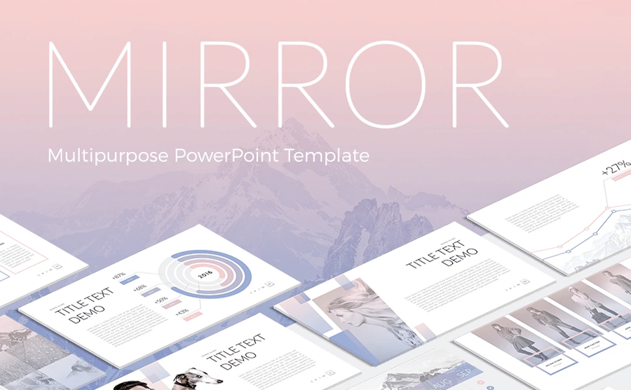 100 professional business presentation templates to use in 2018 professional powerpoint templates toneelgroepblik Images