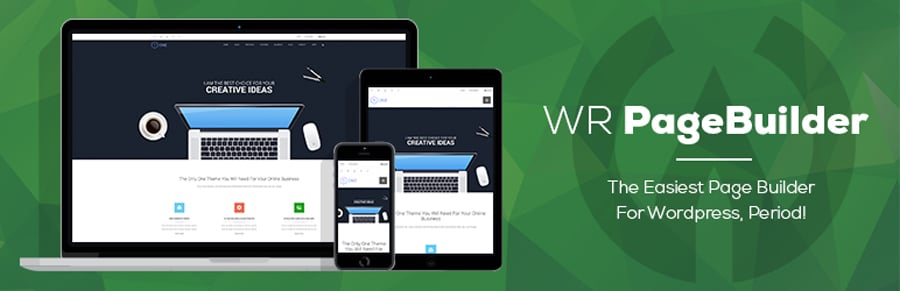 WR Page Builder