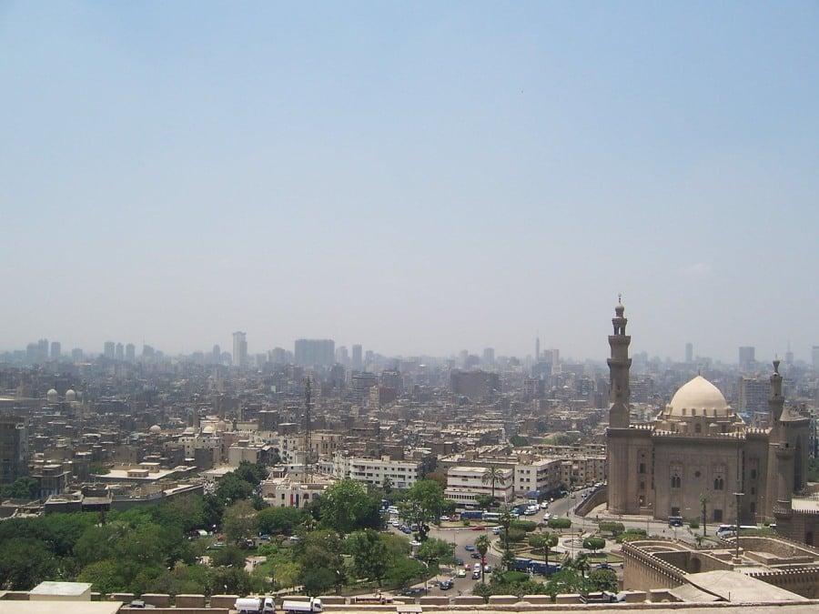 Cairo cityscape