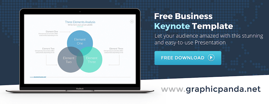 Free Business Keynote Template Presentation