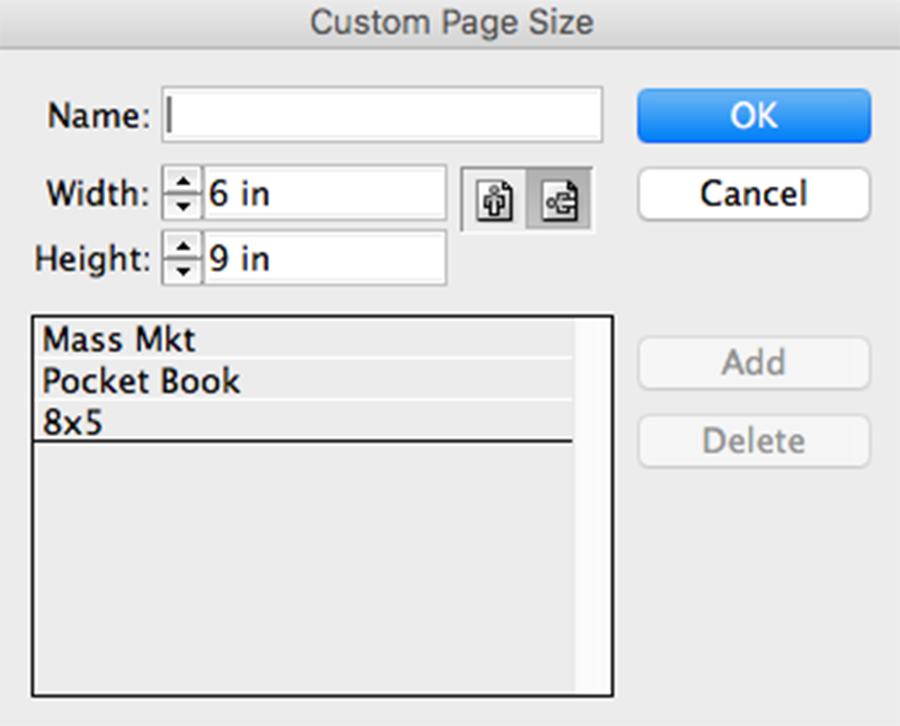 how to layout a book in adobe indesign