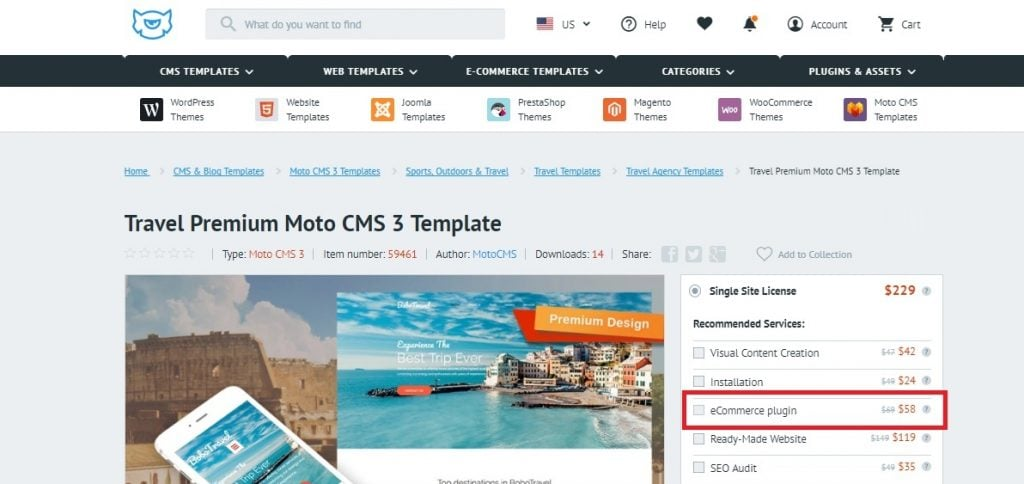 MotoCMS VS Wix Pick Your Website Creator With Drag Drop - Wix ecommerce templates