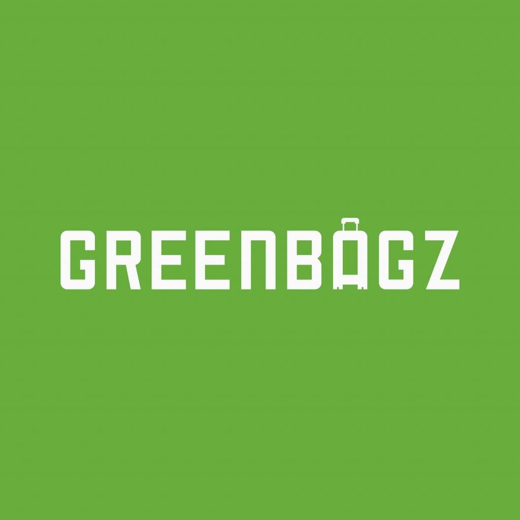 inspiración para logotipos, GREENBAGZ
