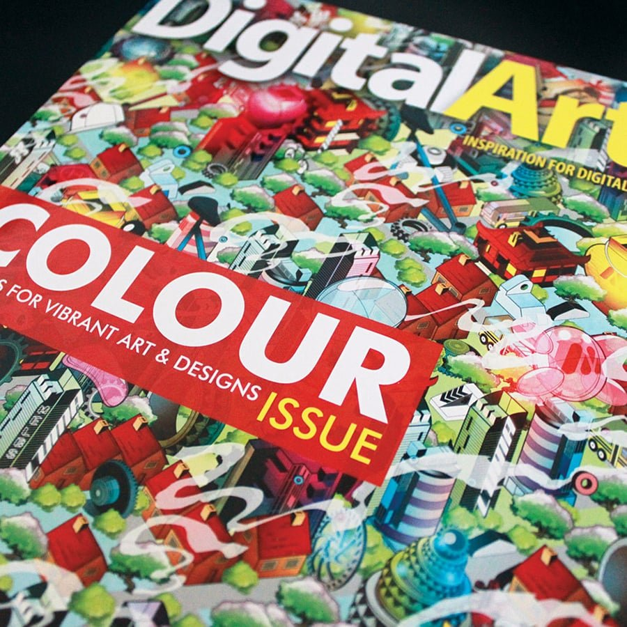 graphic design magazines