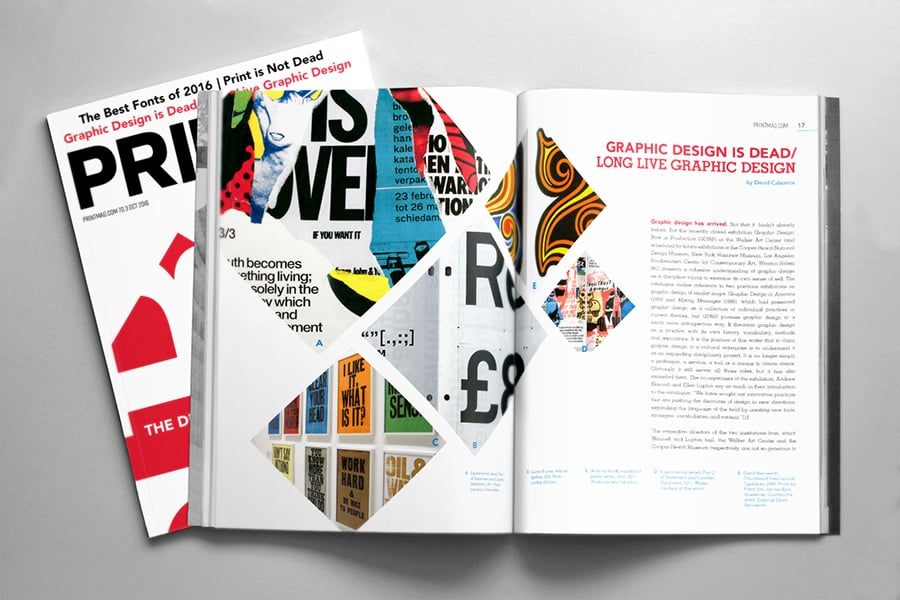 graphic design magazine best graphic and web design magazines to read in 2017 10259