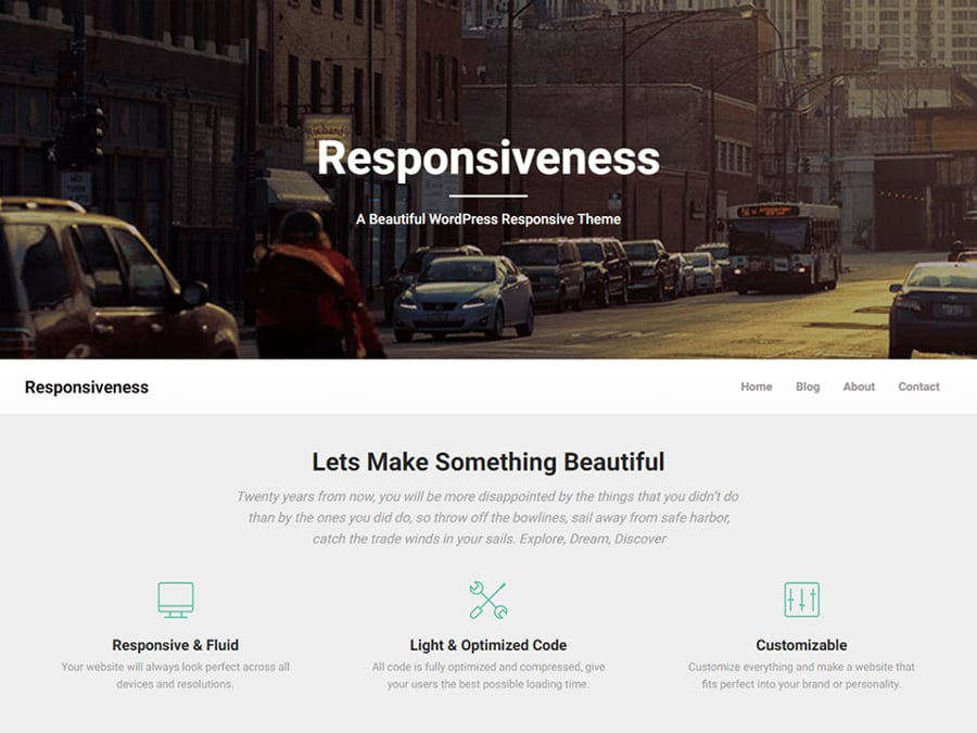 20+ Best WordPress Themes For Writers And Authors