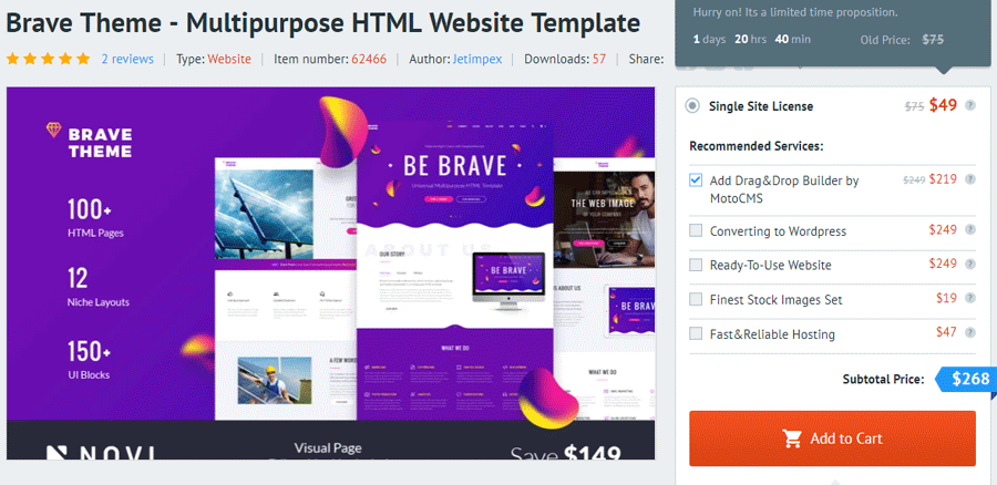 how to make a drag and drop website builder