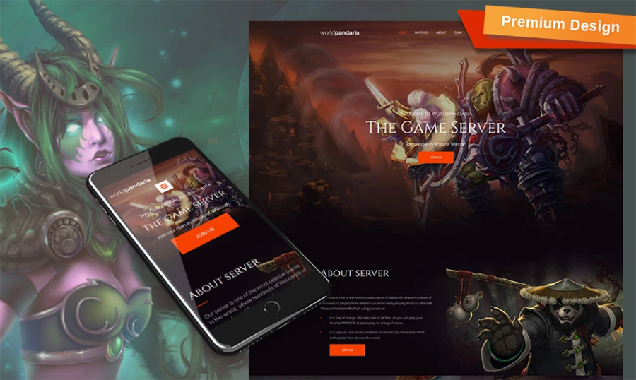 Create Your Own Gaming Website