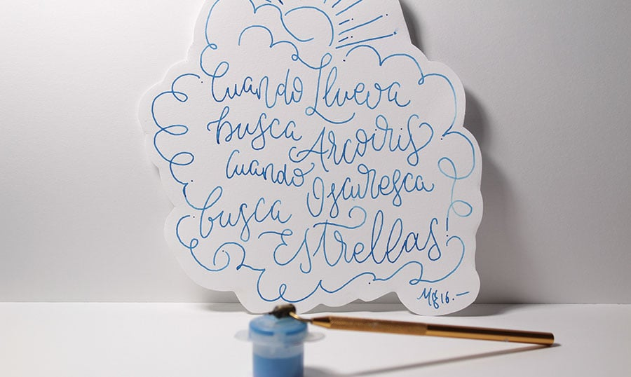Calligraphy For Beginners Useful Hand Lettering Tips Tutorials