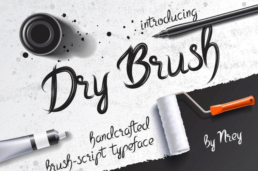 opentype font
