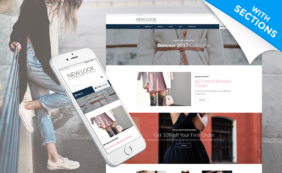 Multify Shopify Theme