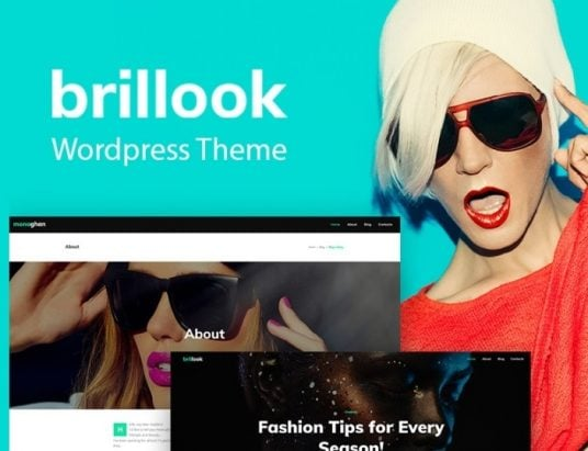 free fashion wordpress theme