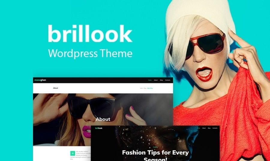 free fashion wordpress theme