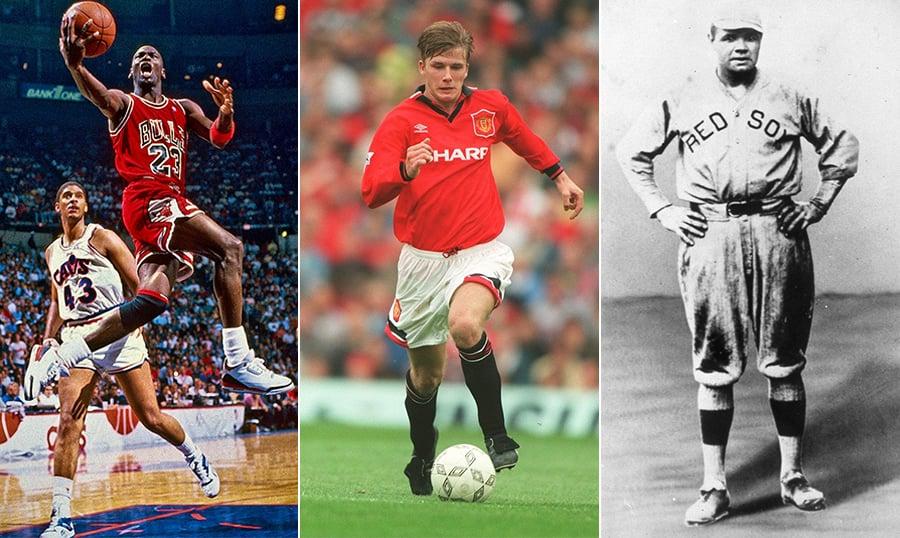 the best in each sport