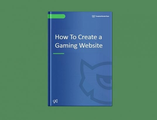 How To Create a Gaming Website