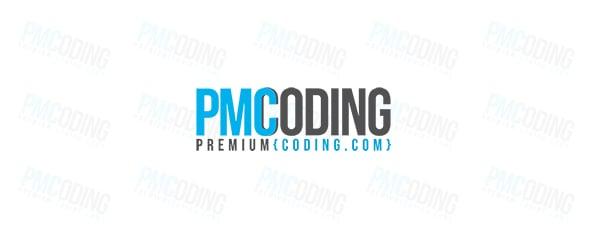 Premium Coding Logo