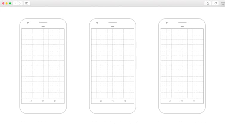 The Biggest Collection Of The Free Uiux Printable Wireframes