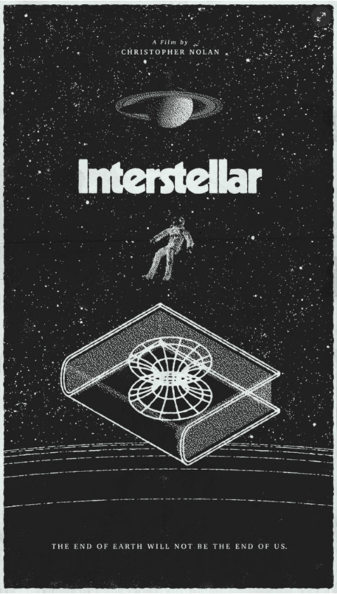 Interstellar Movie Posters