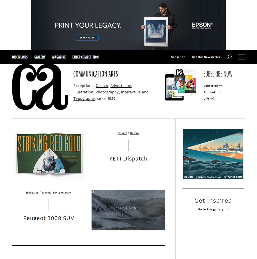 Web Design Magazines