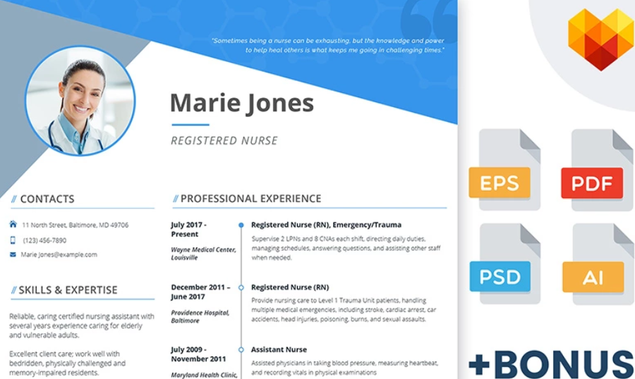 photoshop resume of your dreams  the ultimate step