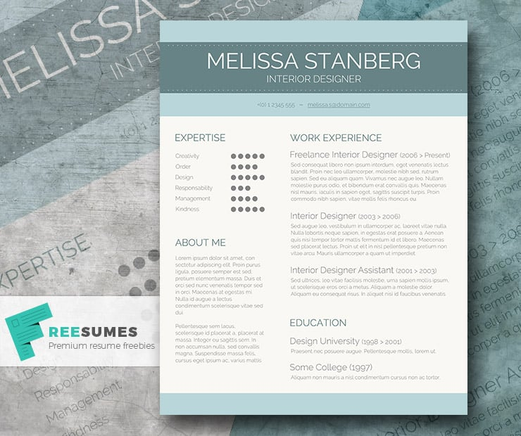 15 jaw dropping microsoft word cv templates free to download microsoft word cv templates yelopaper Choice Image