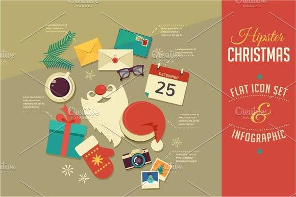 Bożonarodzeniowe projekty: ikony