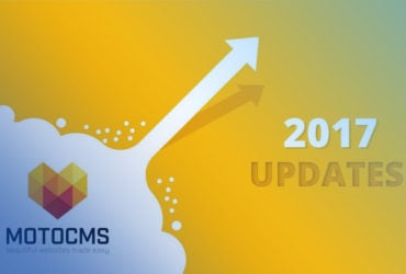 MotoCMS Website Builder Evolution. Major MotoCMS Updates for 2017