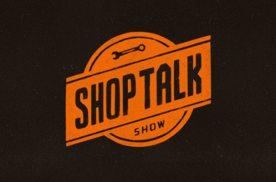 Podcasty o web design: Shop talk show