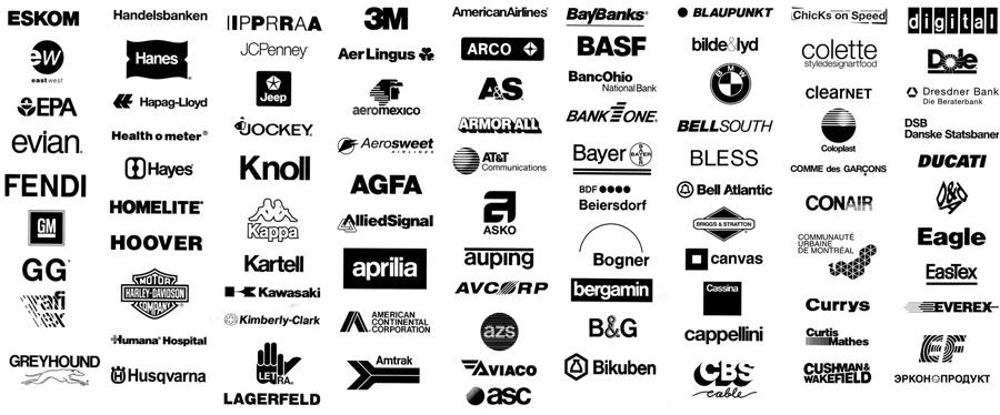 Premium fonty w logo