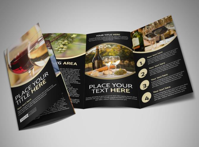 Free Online Brochure Maker For Creative Pamphlet Design - Free online brochure templates