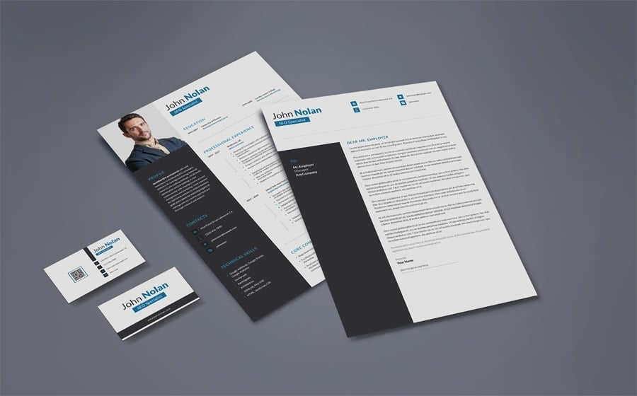 SEO Specialist Resume Template