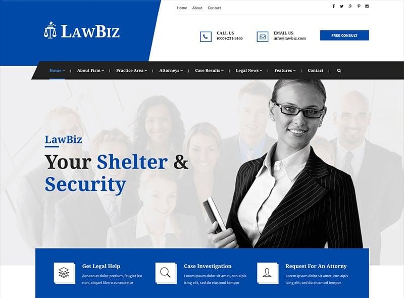 Responsive Bootstrap Html5 Website Templates 2018