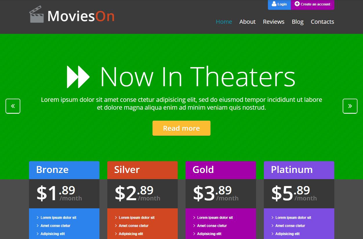 Movie Entertainment