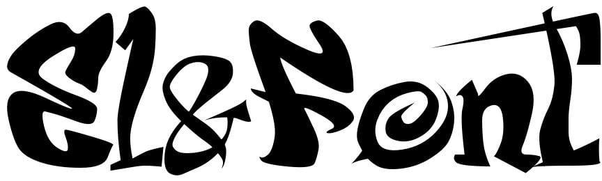 El&font by Jérôme Delage