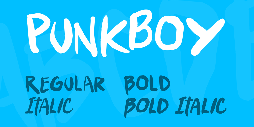 Punkboy by Press Gang Studios