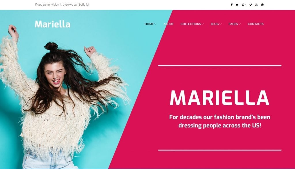 TOP 50 Fashion WordPress Themes of 2018 to stay in Vogue
