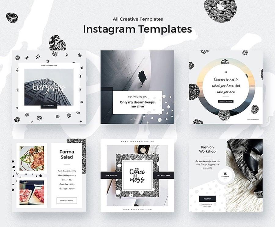 Instagram Stories Pack Social Media