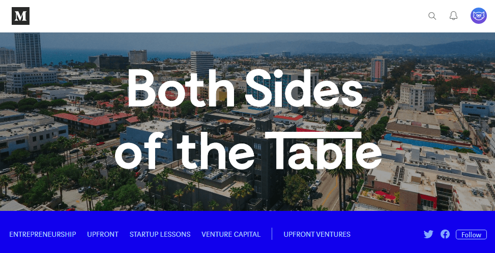 Both Sides of the Table