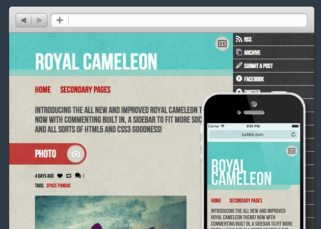 Royal Cameleon