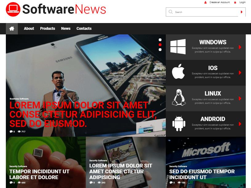 SoftWare News