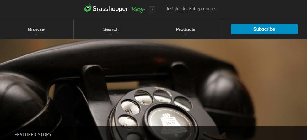 The Grasshopper Blog