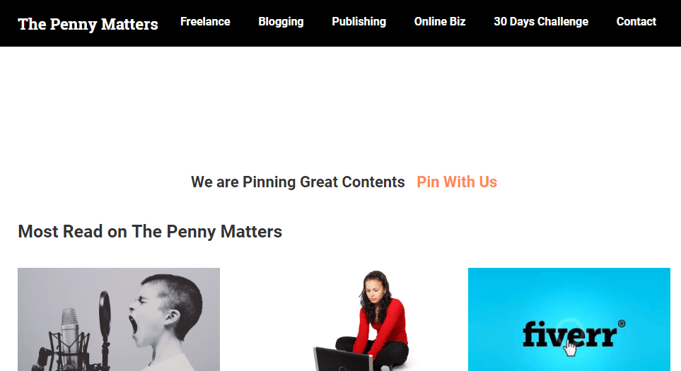 The Penny Matters