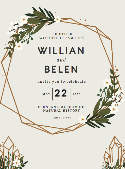 fabulous free wedding invitation templates