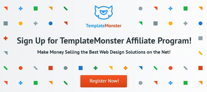 TemplateMonster Affiliate