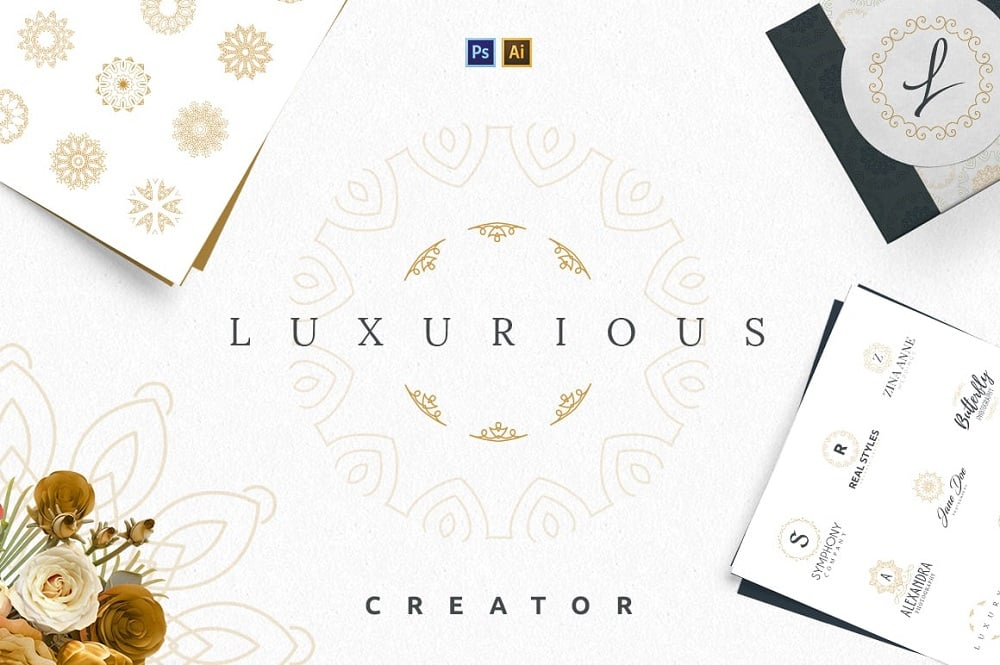 Luxurious Logo Creator