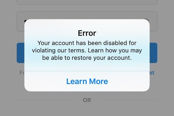 How to not get video blocked on instagram